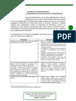 GESTION DE LA CALIDAD EDUATIVA - IMPLEMENTACIÓN DE LOS PROYECTOS TRASVERSALES