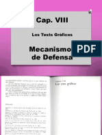 Tests gráficos-Mecanismos de Defensa