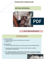 4.- Asfixia Neonatal