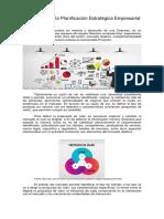 Introducción a La Planificación Estratégica Empresarial