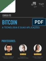 Curso ITS - Bitcoin - Aula 1