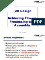 Cell Design Module