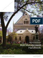 Risk Management Handbook (univ adelaide).pdf