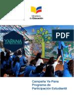 Lineamientos de La Campaña Yapana