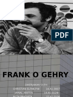 Frank o Gehry Fix