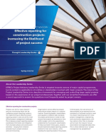KPMG PALS 13 Effective Reporting for Construction Projects