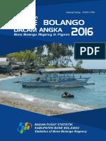 Bone Bolango Dalam Angka 2016