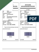 contoh laporan biodata