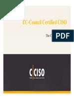 CCISO Presentation