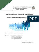 Trabajo Final Administracion de Los Recursos Humanos 24-03-2017