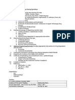 Outline Guidebook