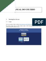 Manual de Usuário RH