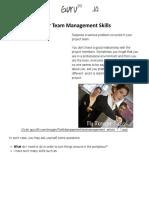 5 Steps to Master Team Management Skills