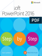 PowerPoint 2016 step by step.pdf