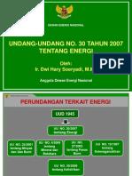 1-UU No 30-2007 tentang Energi.pptx