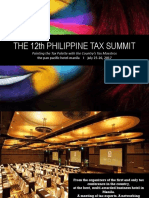 The 12th Philippine Tax Summit_IAM v1