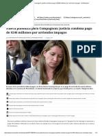 Nueva polémica para Compagnon_ justicia condena pago de $246 millones por arriendos impagos - El Mostrador