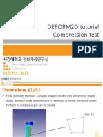 DEFORM 2D Tutorial