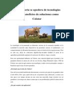 La ganadería se apodera de tecnologías M2M.docx