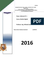 Informe 1 DG