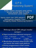 Bhn Kuliah GPS I