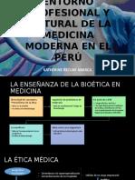 Aplicación de La Bioética en El Entorno Profesional