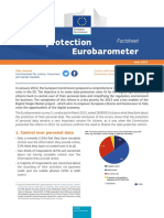 Factsheet Data Protection Eurobarometer 240615 En