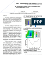 Calculation of Stress Intensity Factor of Stress Corrosion Cracking