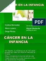 Cancer en Los Niños