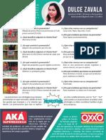 OXXO & AKA estudio de promociones