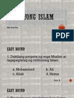 Final Islam