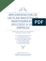 1 - Implementacion de un plan maestro de mantenimiento aplicado a una empresa.docx
