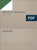 ejemplo de requerimiento para proyecto piloto de tv
