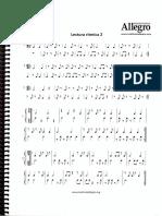 Lenguaje musical primer nivel - leccion 2 ritmo