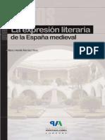 La Expresion Literaria de la España medieval