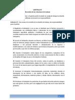 Articulos de Fundamento Para Contratos Laborales