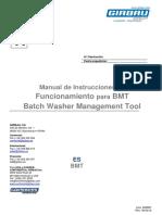 TBS ES 00 565887 Manual de Funcionamiento Para BMT
