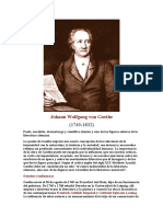 Goethe, Johann W. von - Reseña biografica.doc