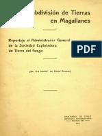 Subdivisión Tierras Magallanes