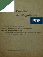 Tierras Fiscales de Magallanes