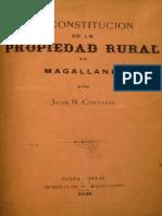 Propiedad Rural en Magallanes