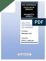 DELITOS INFORMÁTICOS EN PANAMÁ Pinto J.L..pdf