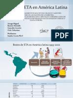 Brotes de ETA en América Latina OK