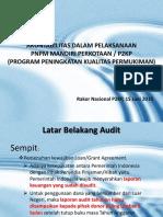 Evaluasi Hasil Audit BPKP