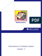 14. Inroduction to Cartesian System
