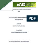 Investigación_Telecomunicaciones