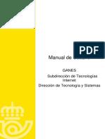 Manual Ganes