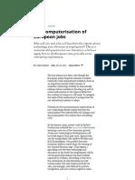 Bowles - The computerisation of European jobs - Bruegel.pdf