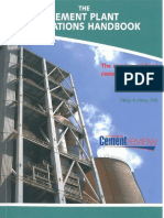 The Concise Guide to Cement Manufacture