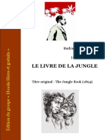 Kipling LeLivreDeLaJungle